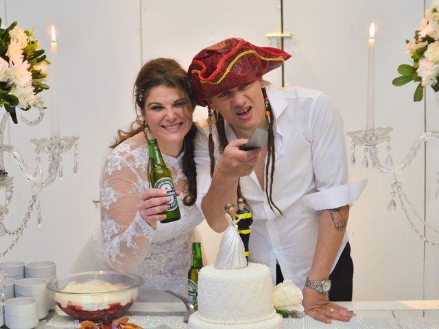 El casamiento de Horacio y Gise en Santa Fe, Santa Fe 36