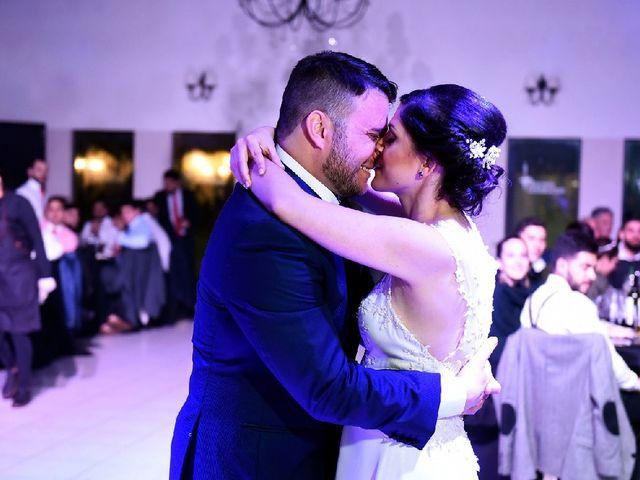El casamiento de Melina y Matías
