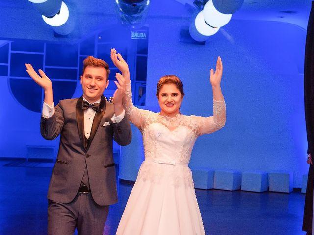 El casamiento de Christian y Denise