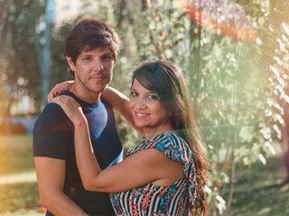 El casamiento de Melisa y Facundo 1
