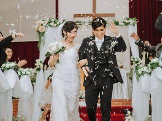 El casamiento de Belén y Juan Carlos