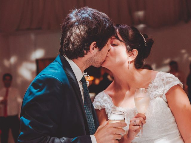 El casamiento de Melisa y Facundo