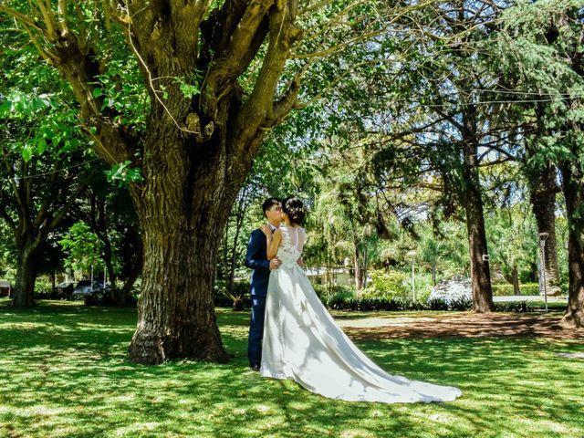El casamiento de Daiana y Brian