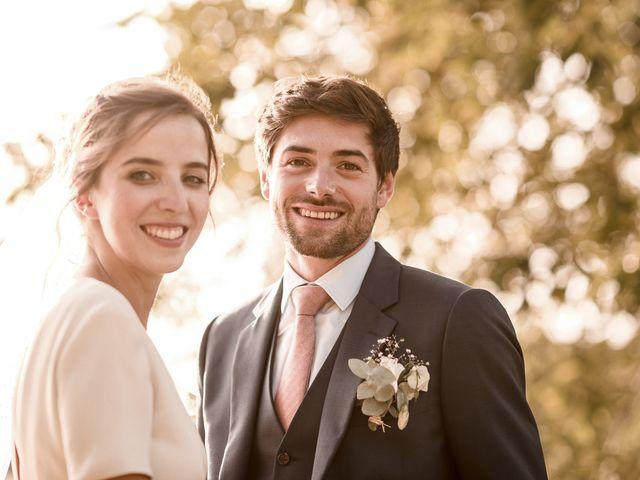 El casamiento de Astrid y Hadrien