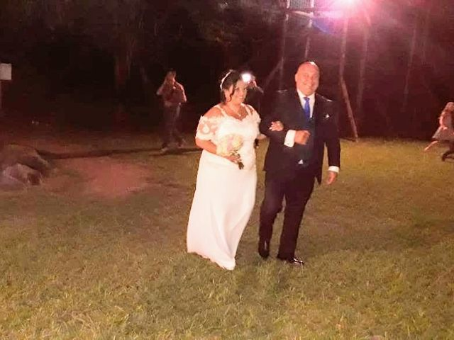 El casamiento de Melina y Gustavo