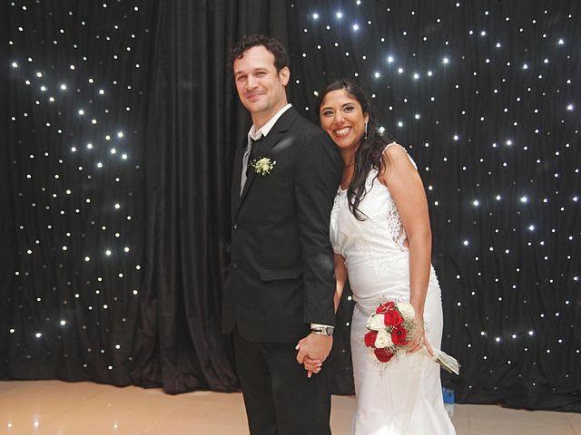 El casamiento de Silvana y Javier