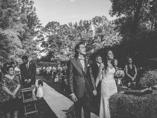 El casamiento de Alejandra y Leandro