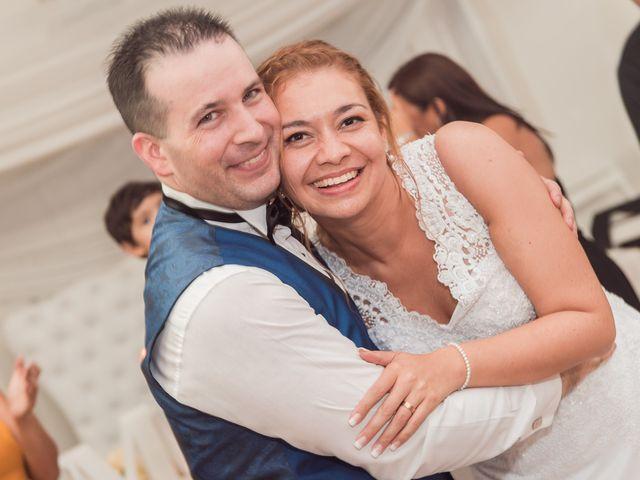 El casamiento de Mirian y Maximiliano