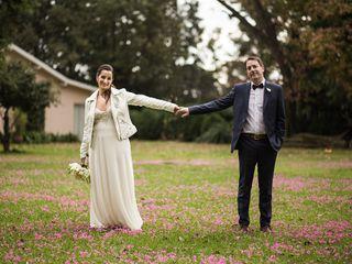 El casamiento de Barbi y Sergio