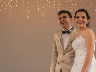 El casamiento de Noelia y Dario