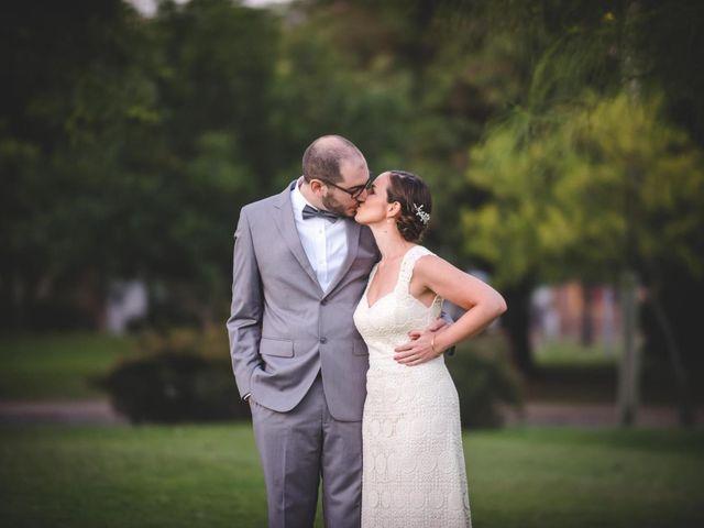 El casamiento de Camila y Mariano