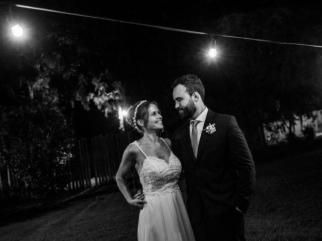 El casamiento de Milagros y Guido