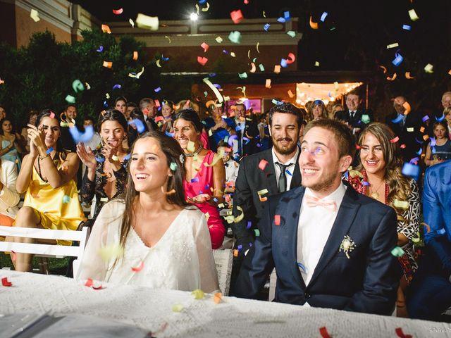 El casamiento de Maca y Manu