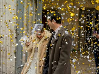 El casamiento de Valeria y Santiago