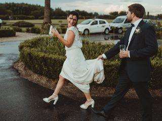 El casamiento de Rocío y Luis