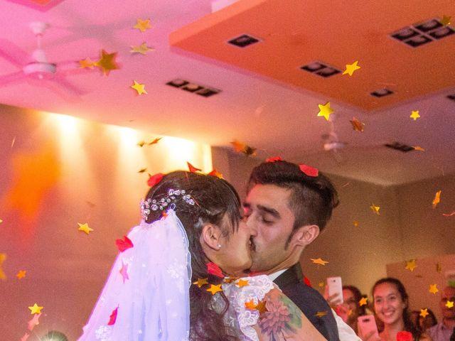 El casamiento de Maxi y Carla en Barrio General San Martin, Buenos Aires 1