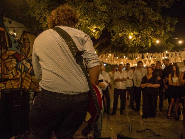 El casamiento de Maxi y Carla en Barrio General San Martin, Buenos Aires 17