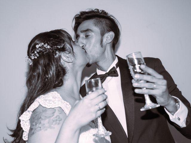 El casamiento de Maxi y Carla en Barrio General San Martin, Buenos Aires 30