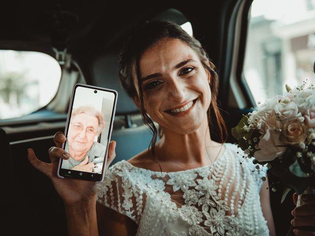 El casamiento de Luis y Rocío en Cañuelas, Buenos Aires 21