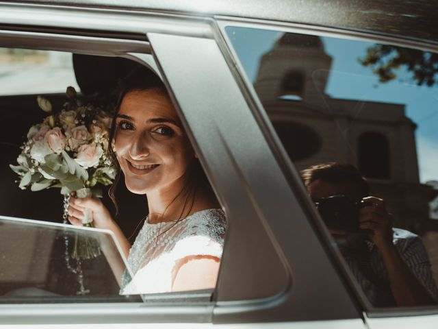El casamiento de Luis y Rocío en Cañuelas, Buenos Aires 22
