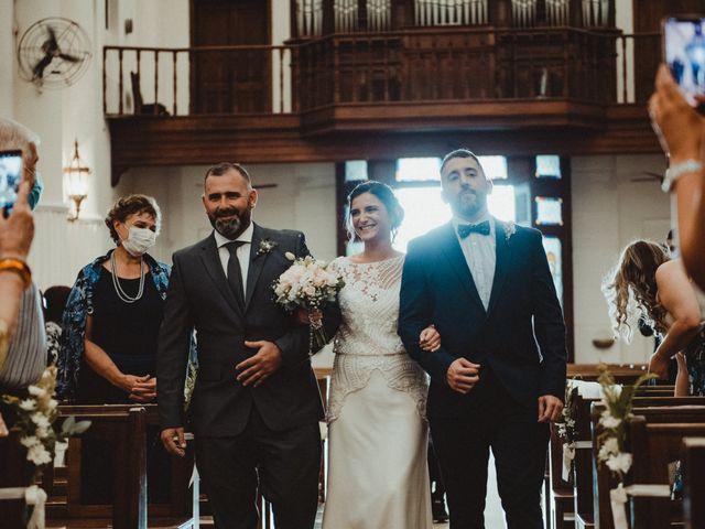 El casamiento de Luis y Rocío en Cañuelas, Buenos Aires 24