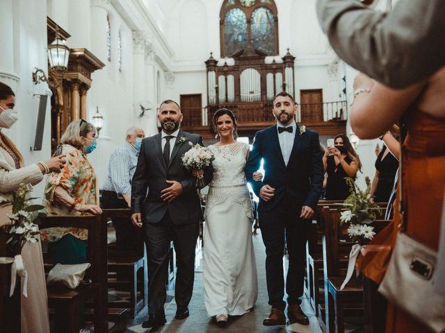 El casamiento de Luis y Rocío en Cañuelas, Buenos Aires 26