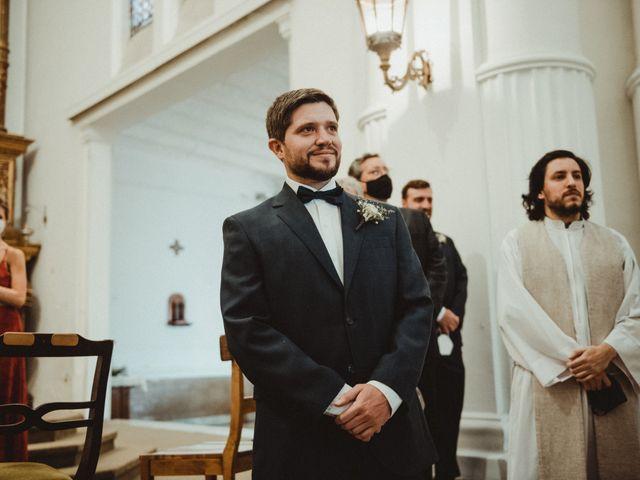 El casamiento de Luis y Rocío en Cañuelas, Buenos Aires 27
