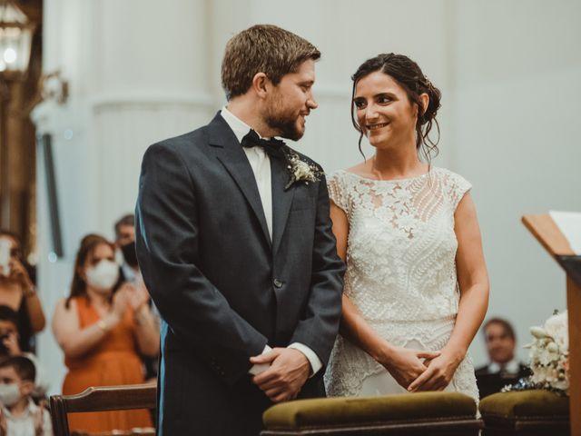 El casamiento de Luis y Rocío en Cañuelas, Buenos Aires 31