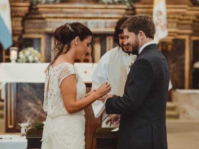 El casamiento de Luis y Rocío en Cañuelas, Buenos Aires 34