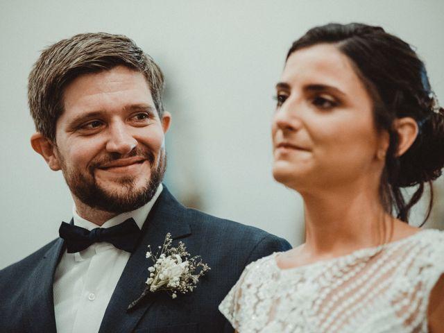 El casamiento de Luis y Rocío en Cañuelas, Buenos Aires 36