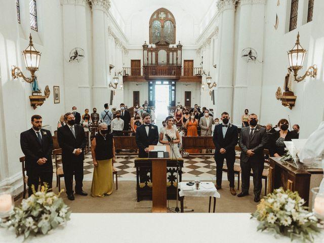 El casamiento de Luis y Rocío en Cañuelas, Buenos Aires 37