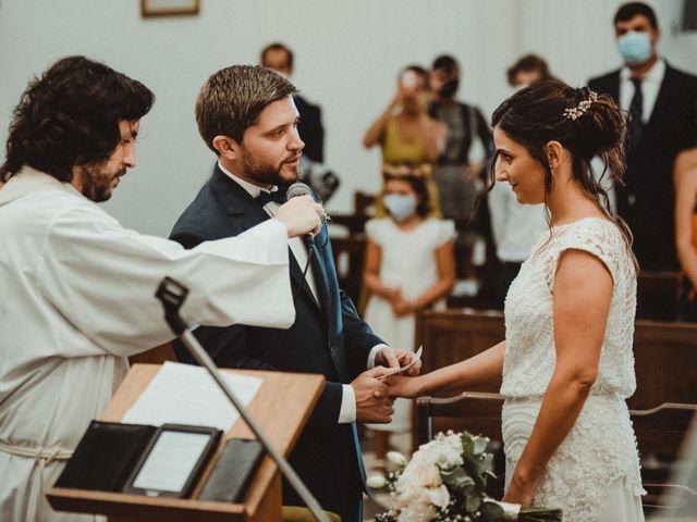 El casamiento de Luis y Rocío en Cañuelas, Buenos Aires 41