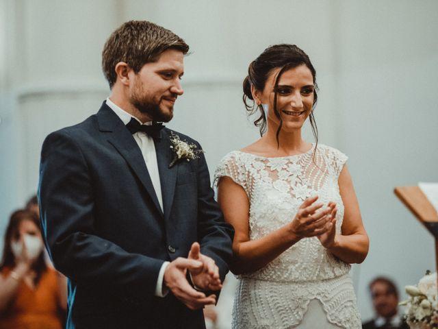 El casamiento de Luis y Rocío en Cañuelas, Buenos Aires 43