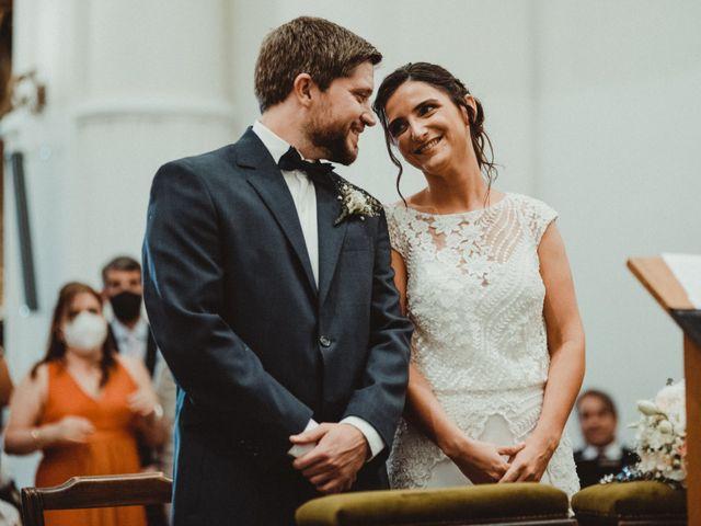 El casamiento de Luis y Rocío en Cañuelas, Buenos Aires 44