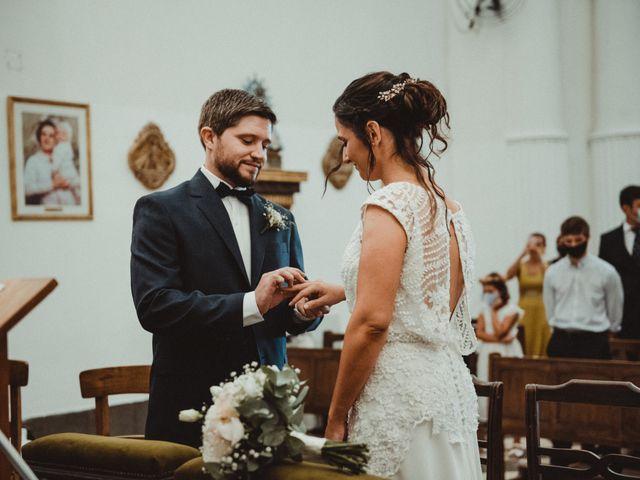 El casamiento de Luis y Rocío en Cañuelas, Buenos Aires 45