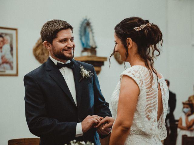 El casamiento de Luis y Rocío en Cañuelas, Buenos Aires 46