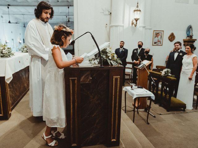 El casamiento de Luis y Rocío en Cañuelas, Buenos Aires 49