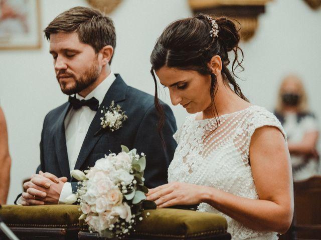 El casamiento de Luis y Rocío en Cañuelas, Buenos Aires 50