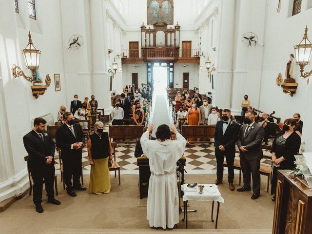 El casamiento de Luis y Rocío en Cañuelas, Buenos Aires 51