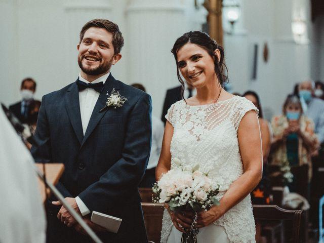 El casamiento de Luis y Rocío en Cañuelas, Buenos Aires 52