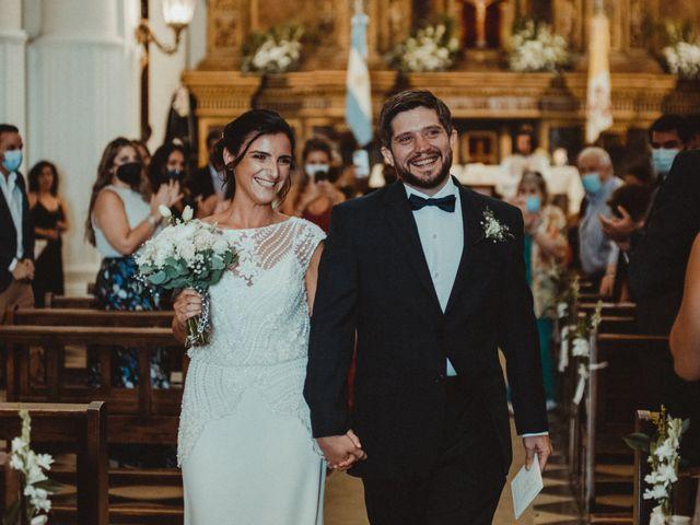 El casamiento de Luis y Rocío en Cañuelas, Buenos Aires 53
