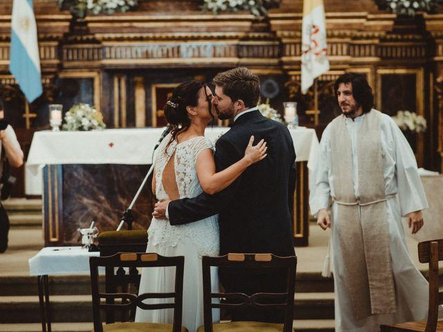 El casamiento de Luis y Rocío en Cañuelas, Buenos Aires 54