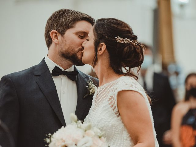El casamiento de Luis y Rocío en Cañuelas, Buenos Aires 55
