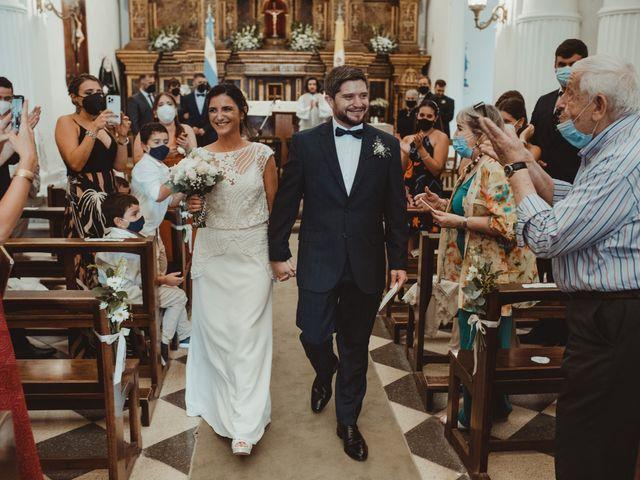 El casamiento de Luis y Rocío en Cañuelas, Buenos Aires 56