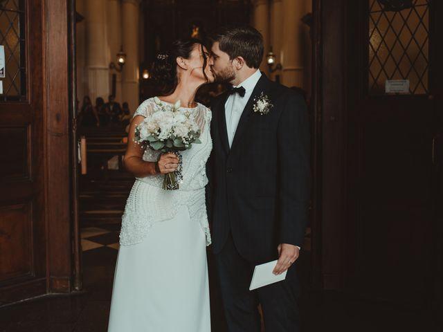 El casamiento de Luis y Rocío en Cañuelas, Buenos Aires 57