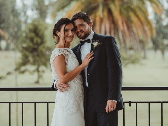 El casamiento de Luis y Rocío en Cañuelas, Buenos Aires 58