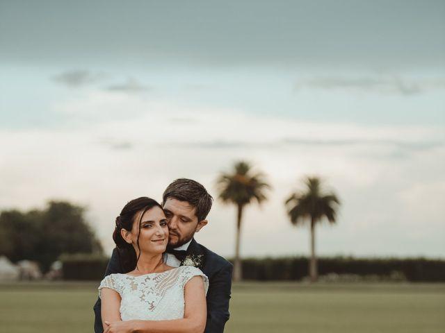 El casamiento de Luis y Rocío en Cañuelas, Buenos Aires 60