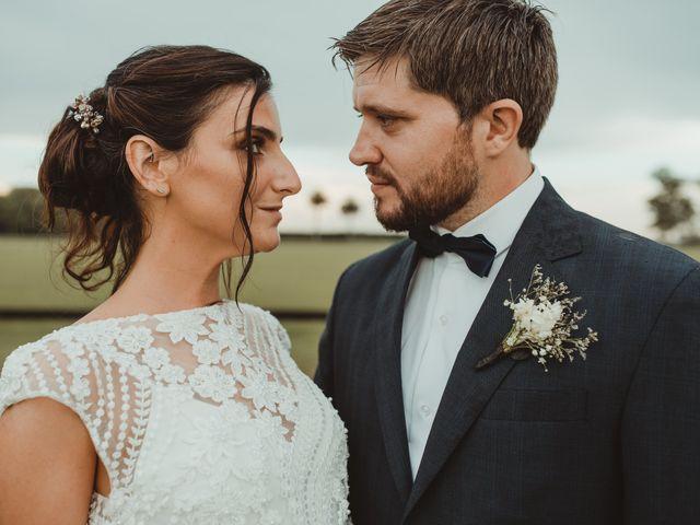 El casamiento de Luis y Rocío en Cañuelas, Buenos Aires 61