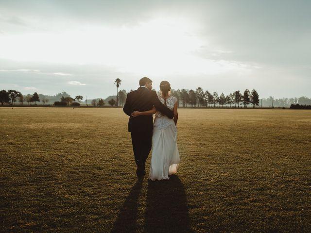 El casamiento de Luis y Rocío en Cañuelas, Buenos Aires 63