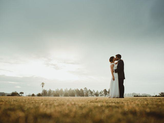 El casamiento de Luis y Rocío en Cañuelas, Buenos Aires 2